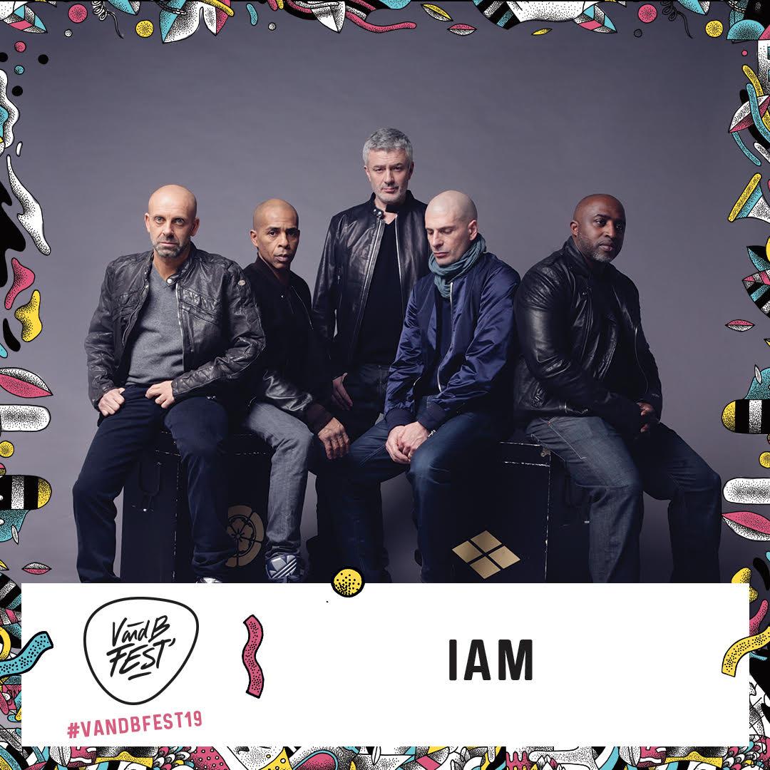 IAM - Programmation V and B Fest'