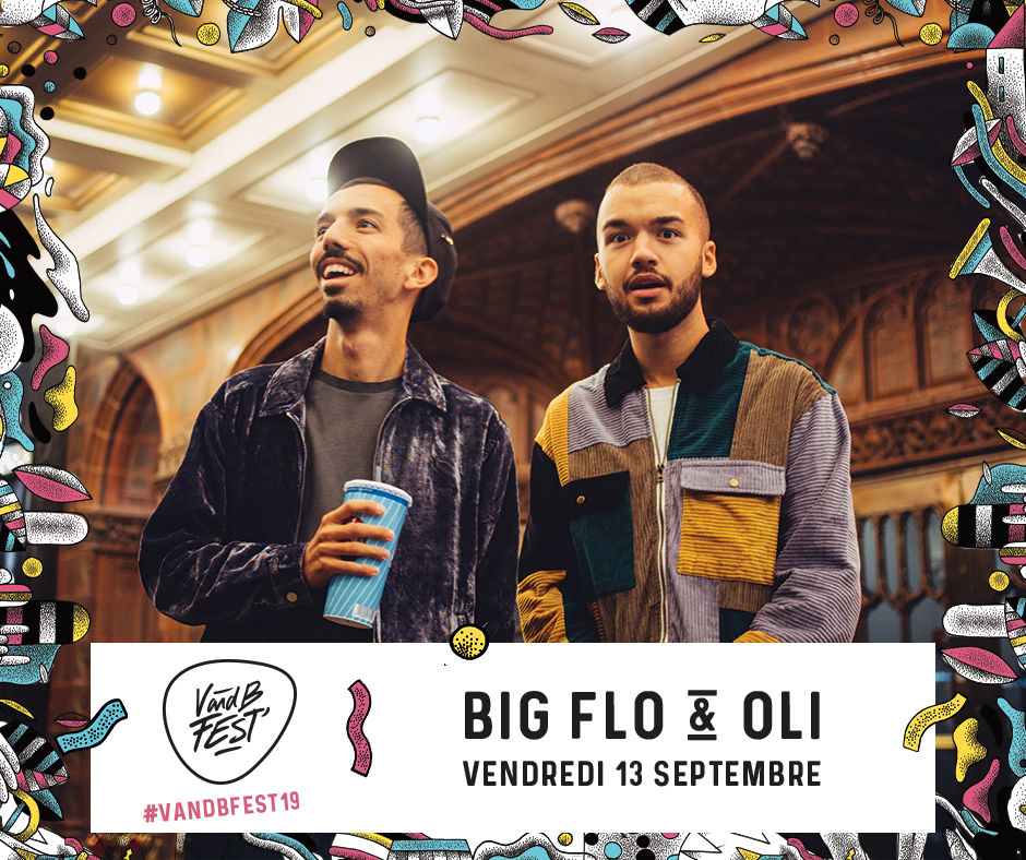 Bigflo & Oli - Programmation V and B Fest'